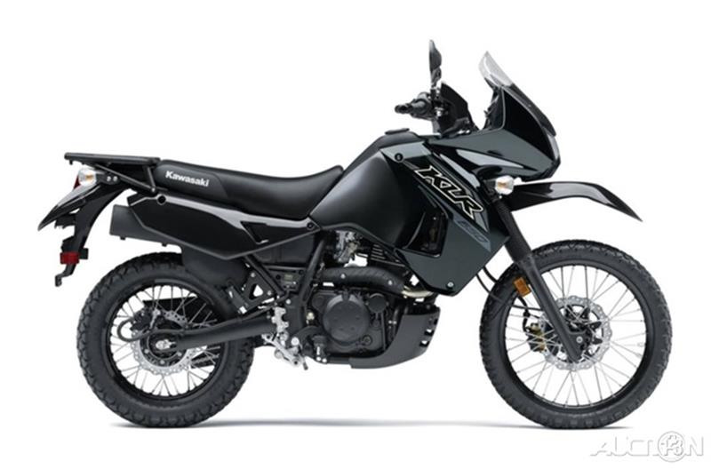 2018 Kawasaki KLR