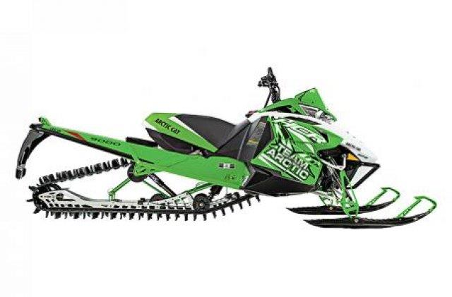 2014 Arctic Cat M 9000