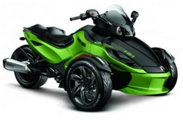 2013 Can-Am™ Spyder