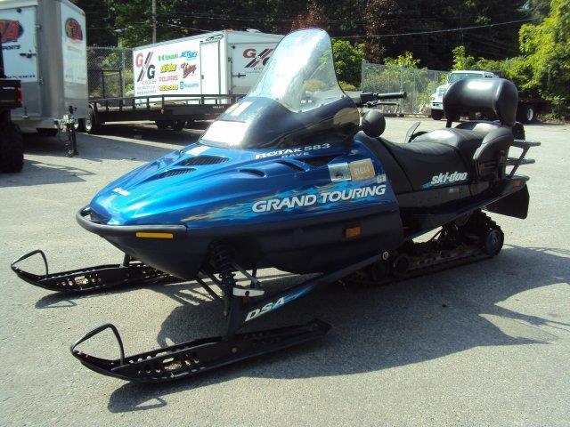 1998 Ski-Doo Grand Touring 583  - NORTH CHELMSFORD MA