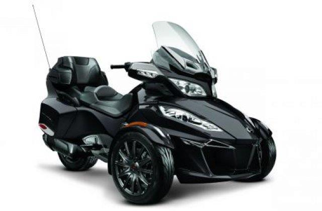 2014 Can-AM® Spyder RTS SE6