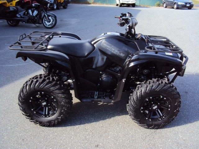 2014 Yamaha Grizzly 700 FI