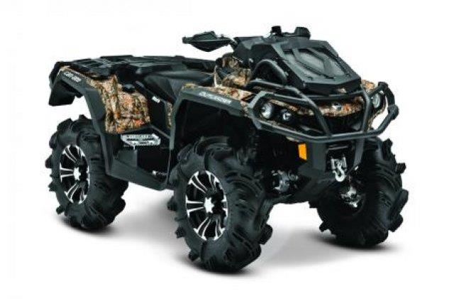 2014 Can-AM® Outlander 1000 Xmr