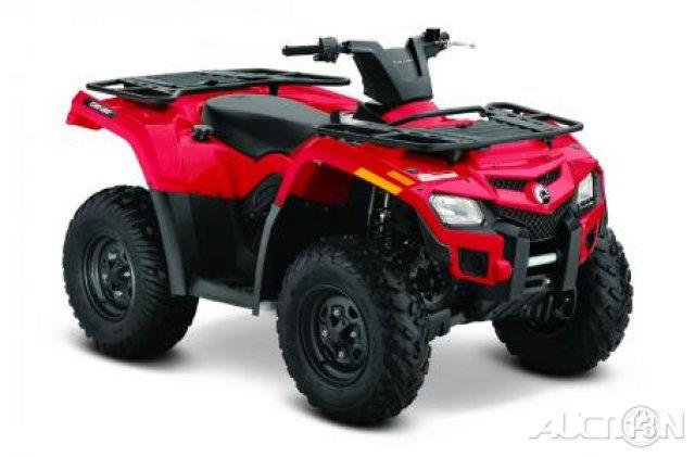 2014 Can-AM® Outlander 400