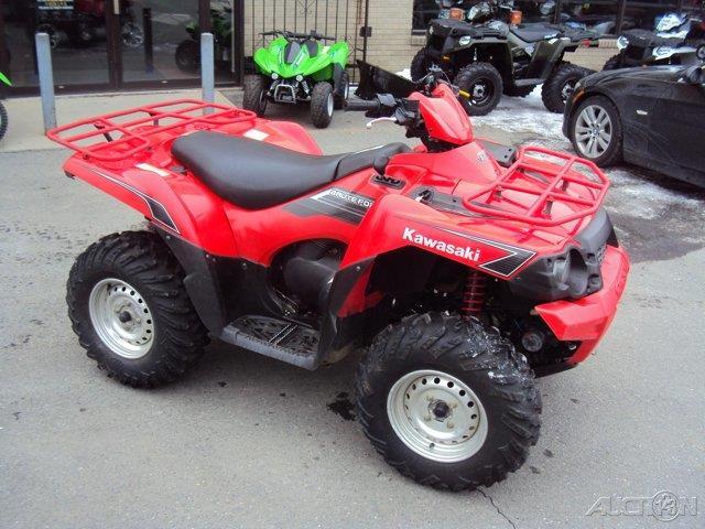 2009 Kawasaki Brute Force™