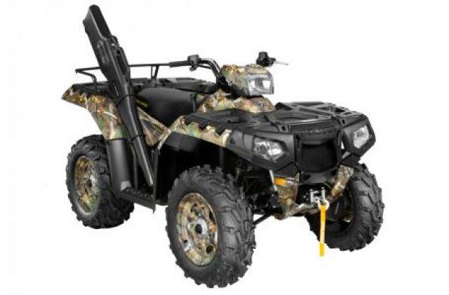 2014 Polaris Sportsman 550 EPS Browning LE