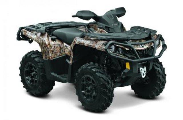 2014 Can-AM® Outlander 500 XT Camo