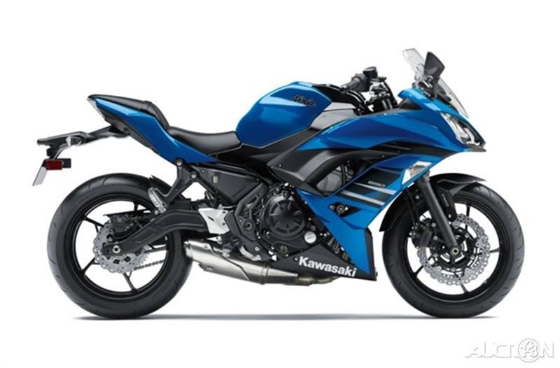 2018 Kawasaki Ninja 650R