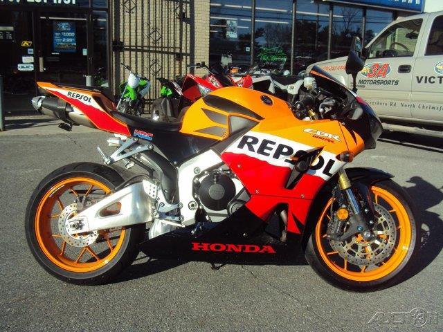 2013 Honda CBR®