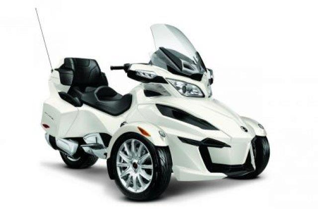 2014 Can-AM® Spyder RT SM6