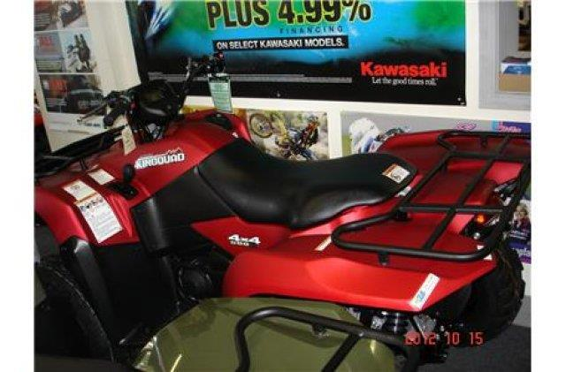 2013 Suzuki 500 AXI POWER STEERING 30Th ANNIVERSARY  - NORTH CHELMSFORD MA