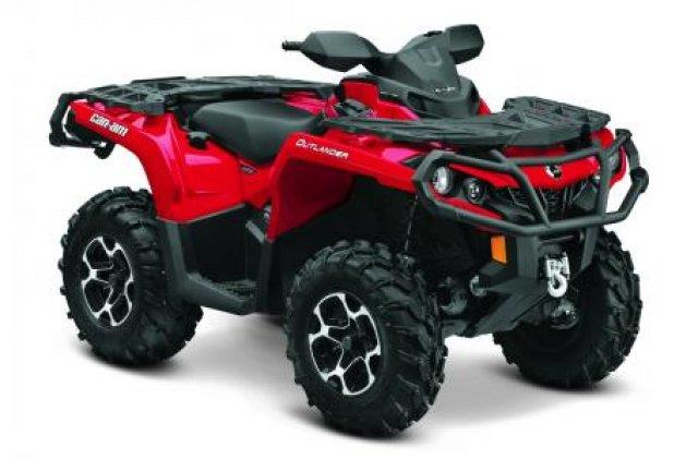 2014 Can-AM® Outlander 500 XT