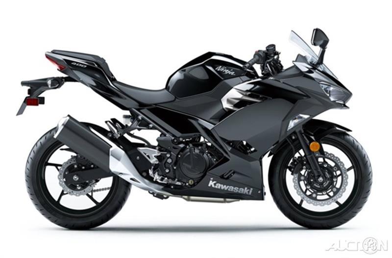 2018 Kawasaki Ninja® 400