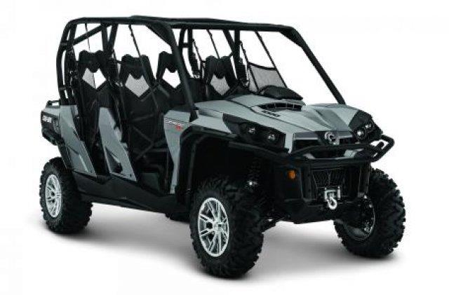 2014 Can-Am™ Commander MAX