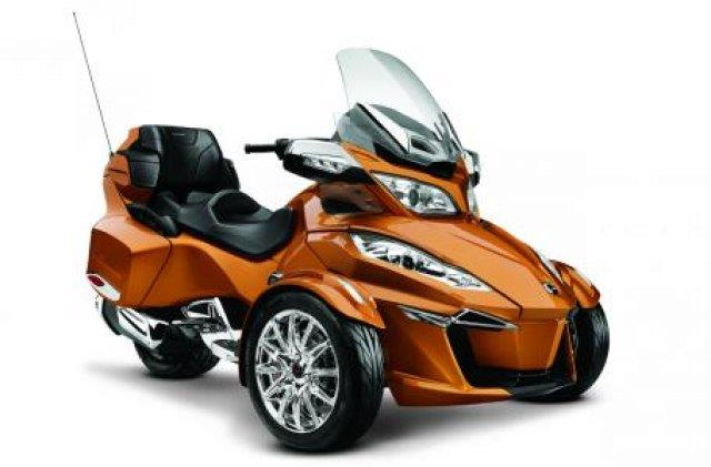 2014 Can-AM® Spyder RT Limited SE6