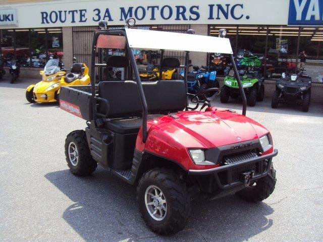 2007 Polaris Ranger 700 EFI