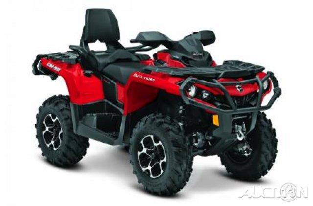 2014 Can-AM® Outlander MAX 800R XT