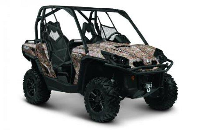 2014 Can-AM® COMMANDER 1000XT
