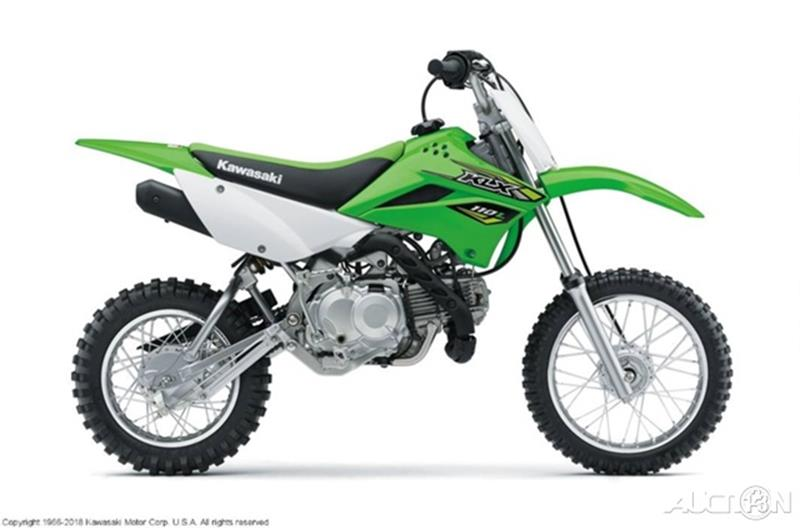 2018 Kawasaki KLX™