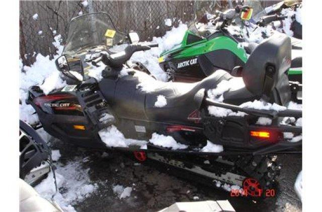 2005 Arctic Cat T 660 Touring Turbo