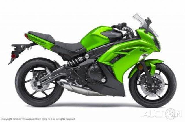 2012 Kawasaki Ninja®