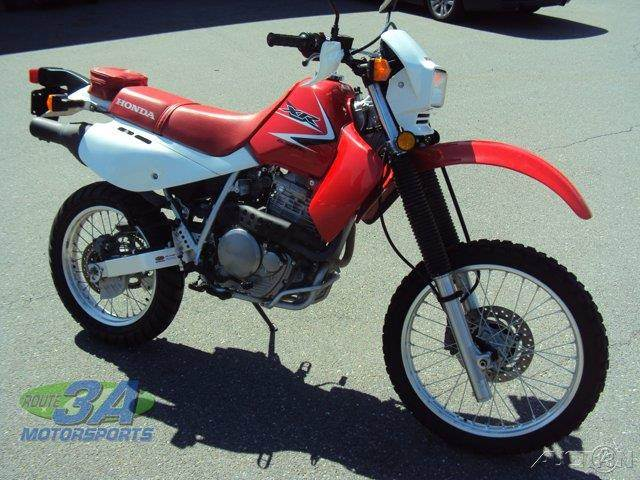 2009 Honda XR