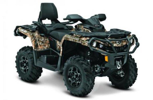 2014 Can-AM® Outlander MAX 1000 XT