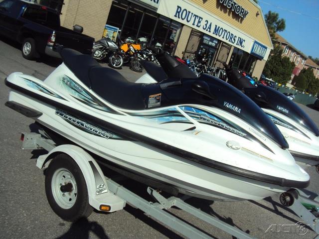 2001 Yamaha 800XL + Triton Trailer