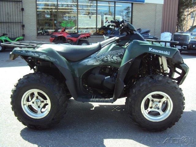 2010 Kawasaki Brute Force™