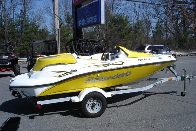 2006 Sea-Doo Sportster