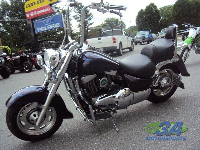 2000 Suzuki Intruder 1500