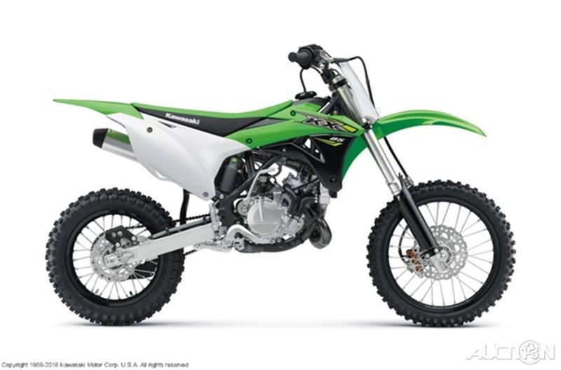 2018 Kawasaki KX250F