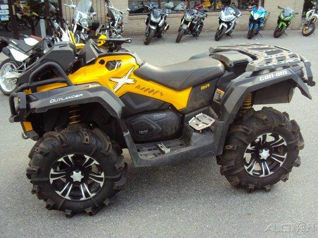 2013 Can-Am™ Outlander™