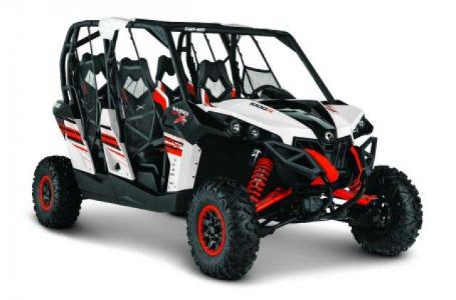 2014 Can-AM® Maverick Max 1000R XRS DPS