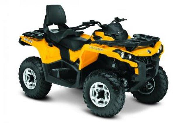 2014 Can-AM® Outlander MAX 650 DPS