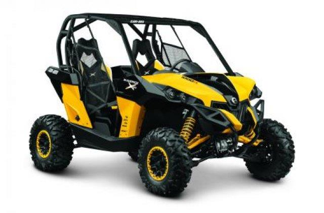 2014 Can-AM® Can Am Meverick 1000XRS DPS