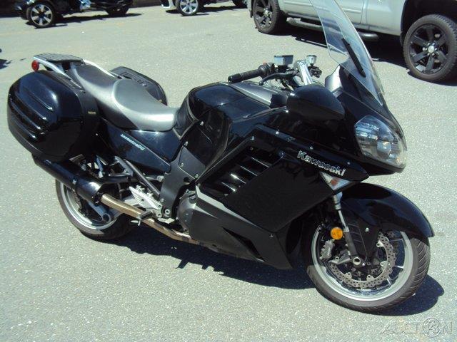 2009 Kawasaki Concours