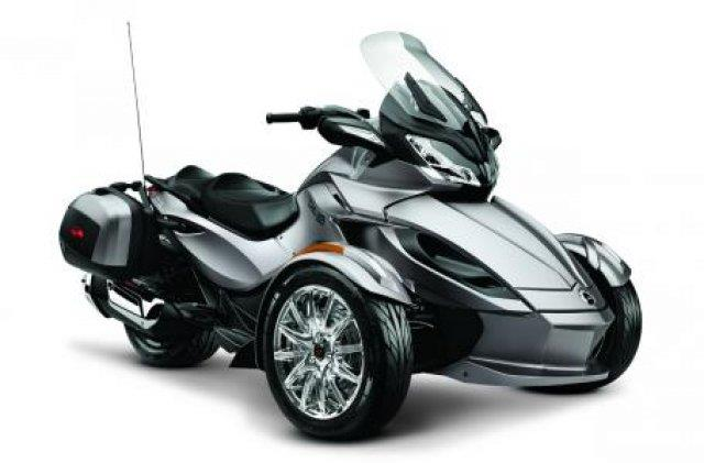 2014 Can-AM® Spyder ST Limited SE5