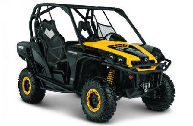 2014 Can-AM® COMMANDER 1000XT-P