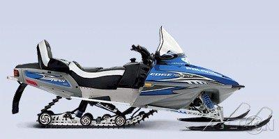 2006 Polaris 550 Tail Touring