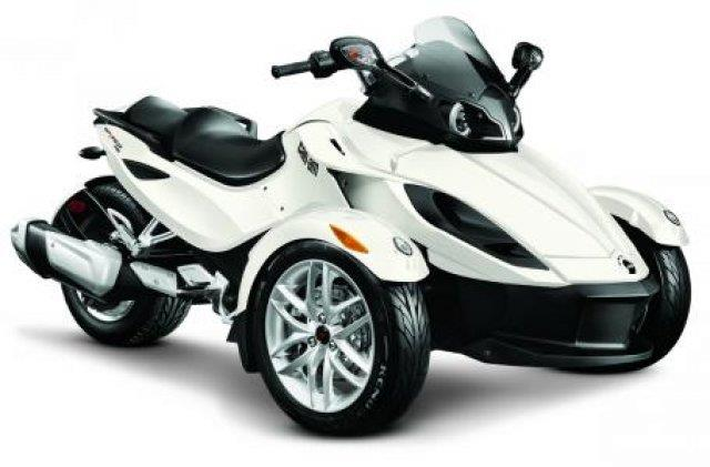 2014 Can-AM® Spyder RS SM5