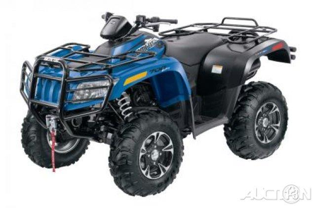 2014 Arctic Cat 700
