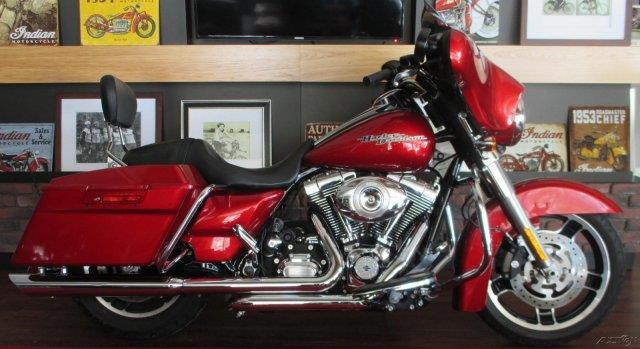 2012 Harley-Davidson® FLHX Street Glide