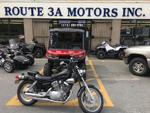 2015 Yamaha V-Star for sale in North Chelmsford, MA