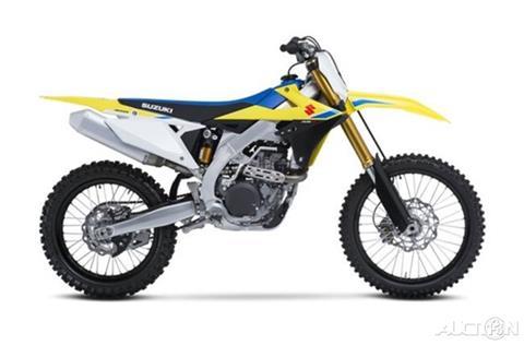 2018 Suzuki RM-450Z for sale in North Chelmsford, MA