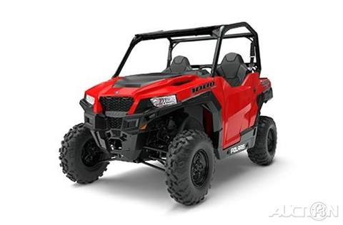 2017 Polaris GENERAL 1000 EPS for sale in North Chelmsford, MA