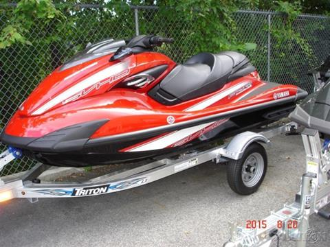 2015 Yamaha FZR 1800 for sale in North Chelmsford, MA