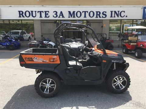 2016 CF Moto UFORCE for sale in North Chelmsford, MA
