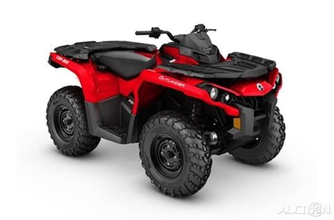 2017 Can-Am Outlander™