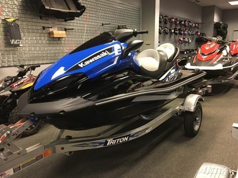 2017 Kawasaki Ultra LX for sale in North Chelmsford, MA